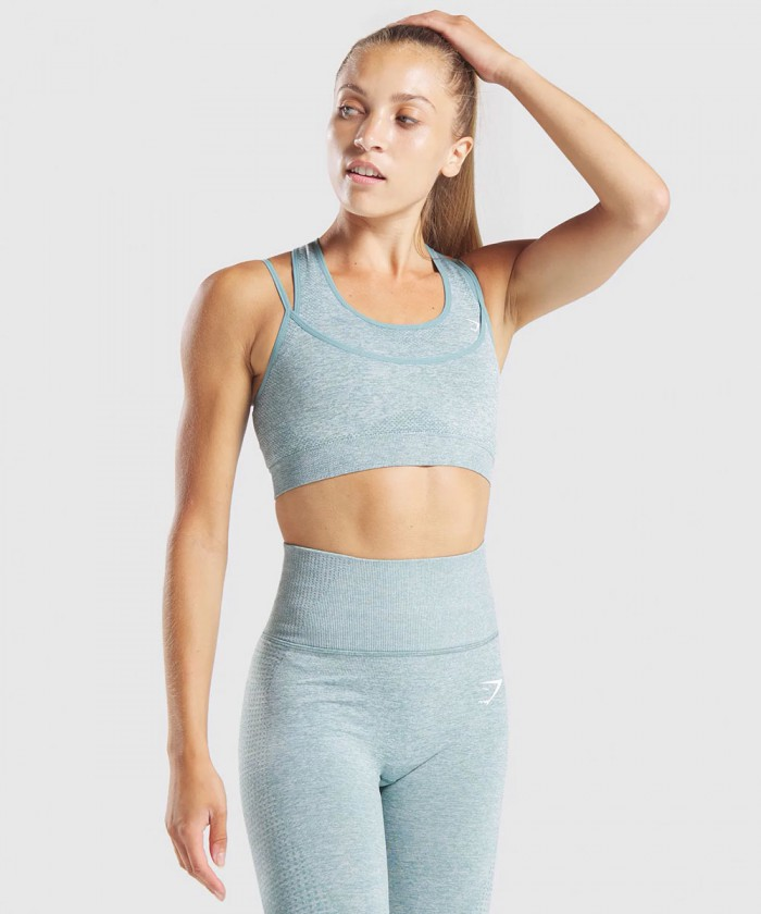 Rise sports bra